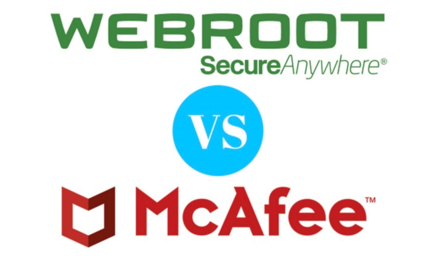 Webroot vs McAfee: A Head-to-Head Comparison