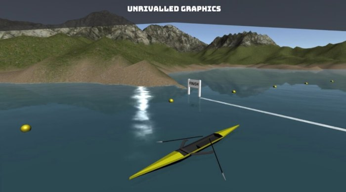 Rowing Simulator