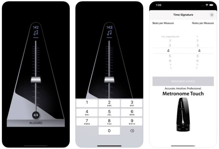 Metronome Reloaded