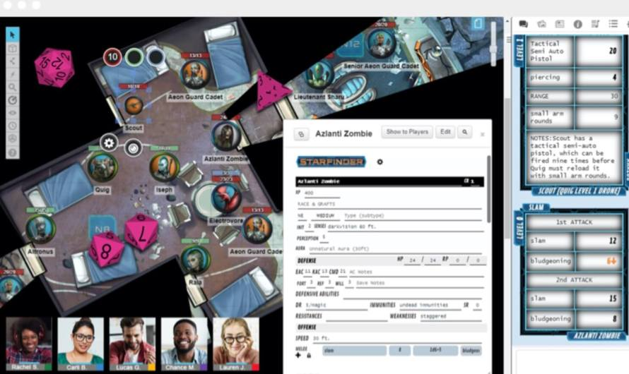 10 Best Roll20 Alternatives and Similar Games