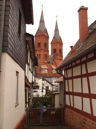 The whole Altstadt looks like this.