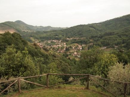 View from Borgo Giusto