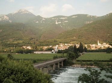 Bridge over the Etsch