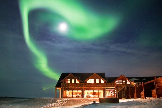Northern Lights Inn Iceland