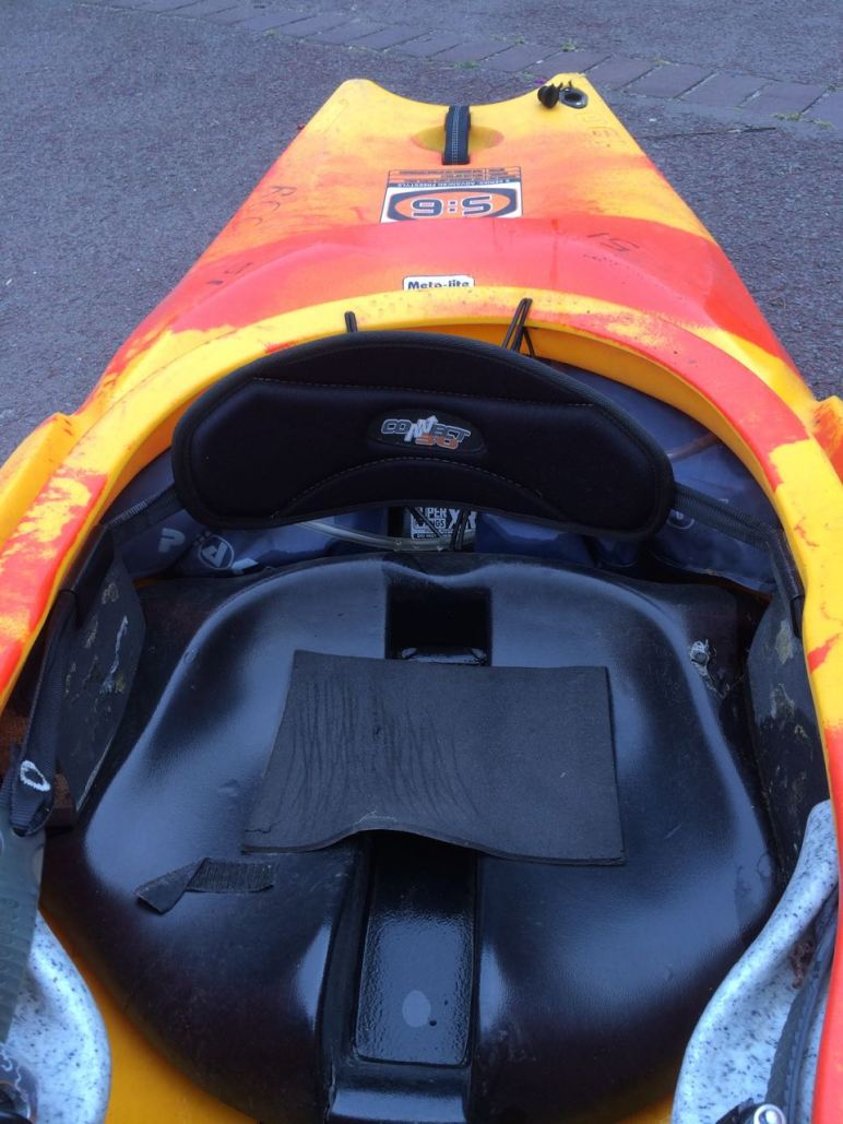 Second hand kayaks for sale 2014 - Regents Canoe Club