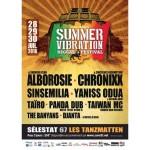 Summer Vibration Reggae Festival - 3 ème édition 2016