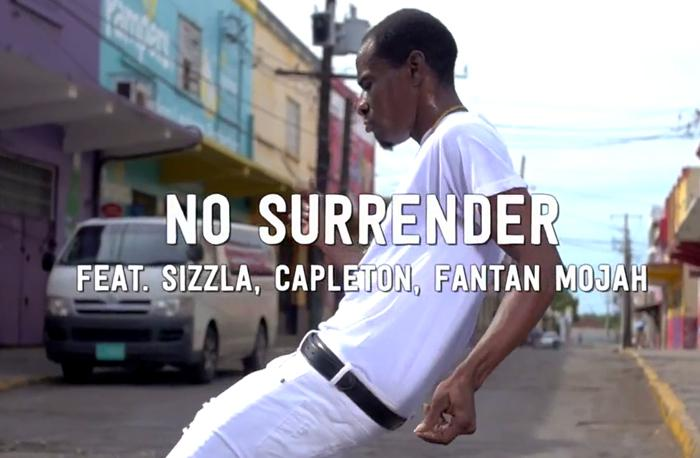 Capleton, Sizzla & Fantan - No Surrender