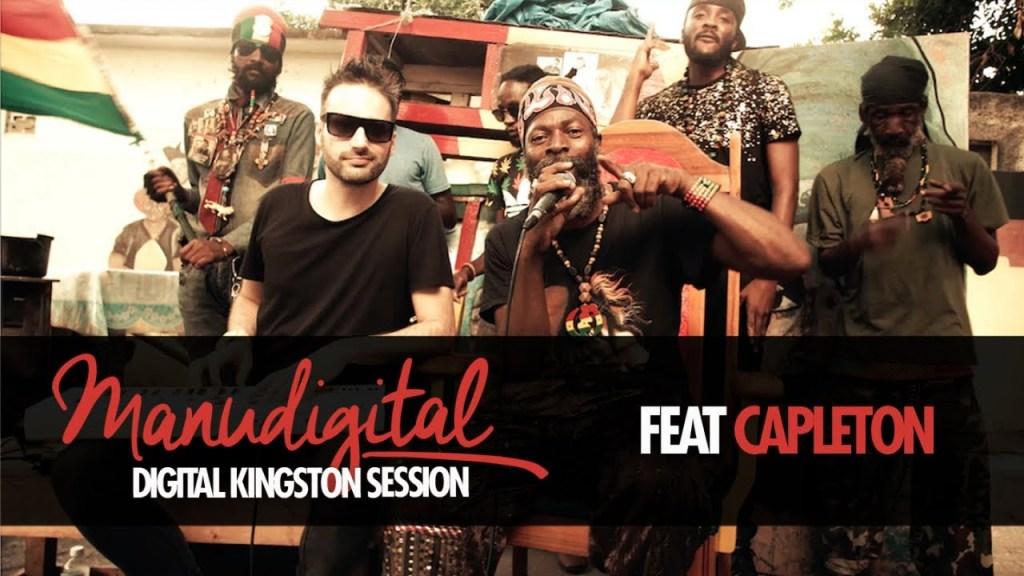 ManuDigital & Capleton : Digital Kingston Session