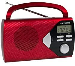 radio portable AM/FM Metronic 477201