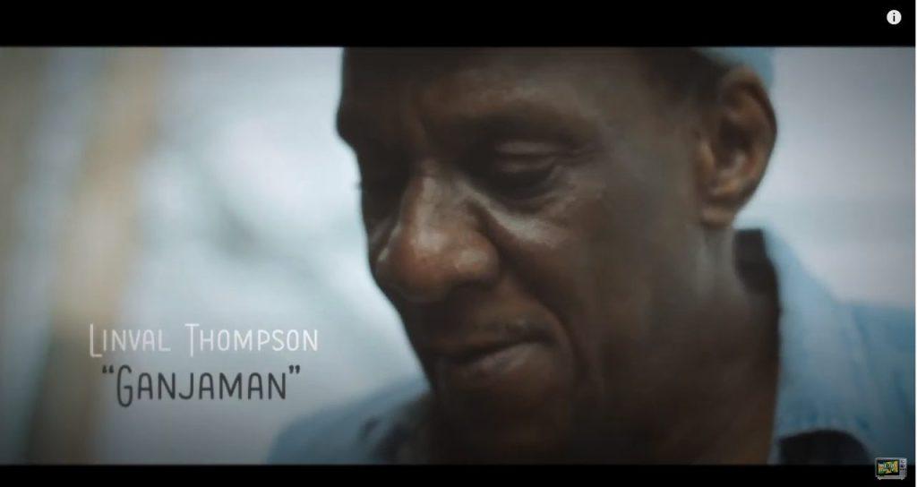 Linval Thompson : Ganja Man