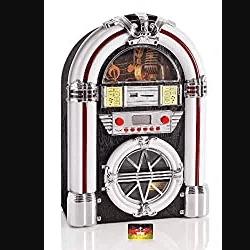 Newtro jukebox système stéréo à télécommande