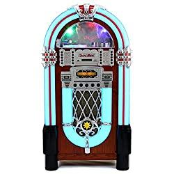 Jukebox Style Rétro Années 50 à Eclairages LED
