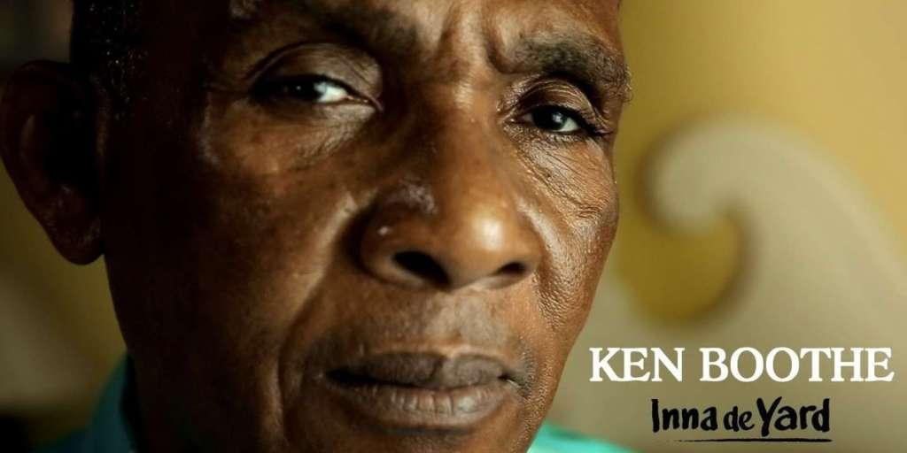 ken boothe : chanteur de reggae jamaïcain