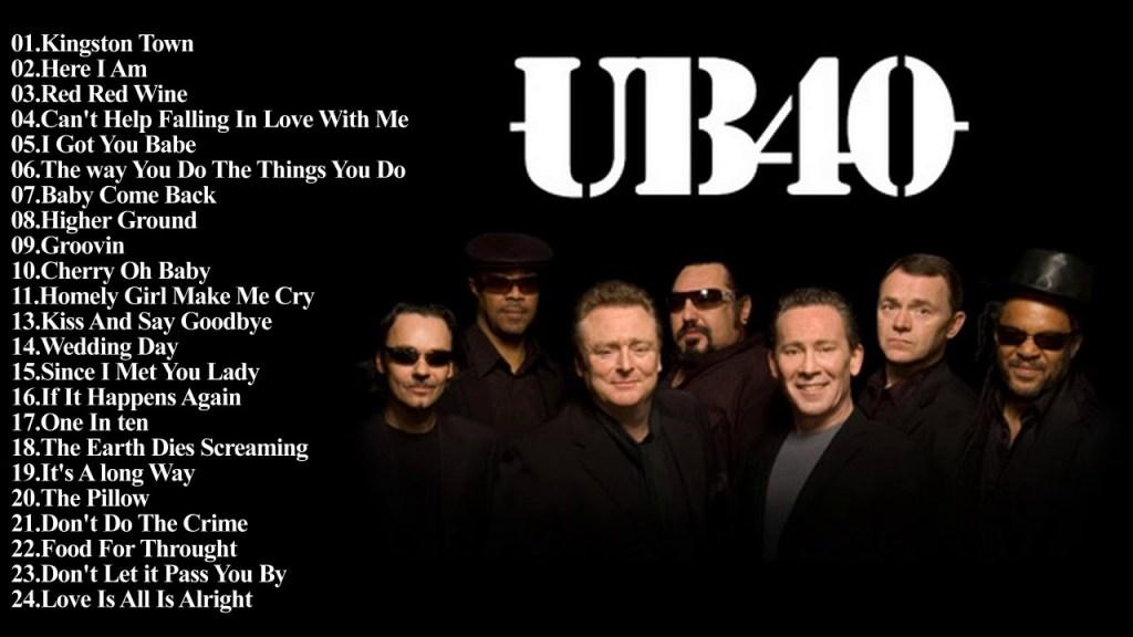 UB40 : Kingston Town