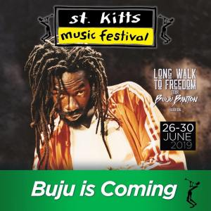 Buju Banton St. Kitts Music Festival @ Saint Kitts and Nevis