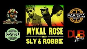 Mykal Rose in Cambridge MA @ La Fabrica Central | Cambridge | Massachusetts | United States