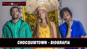 Chocquibtown – Biografia