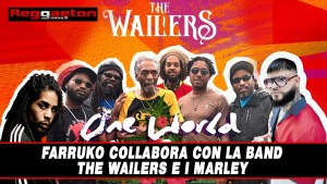 Farruko collabora con la band The Wailers e i Marley