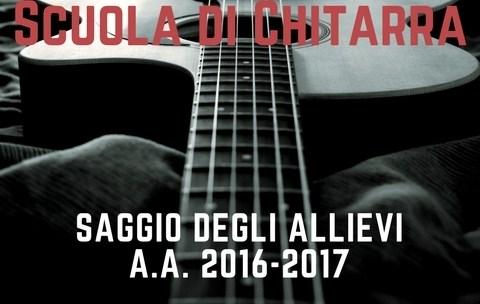 Saggio di chitarra (2016-17) Reggio Emilia