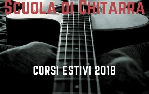 Lezioni e corsi estivi di chitarra a Reggio Emilia 2018
