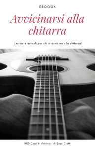 Cover ebook chitarra gratis