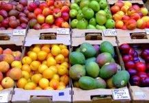 fruits les plus riches en vitamines