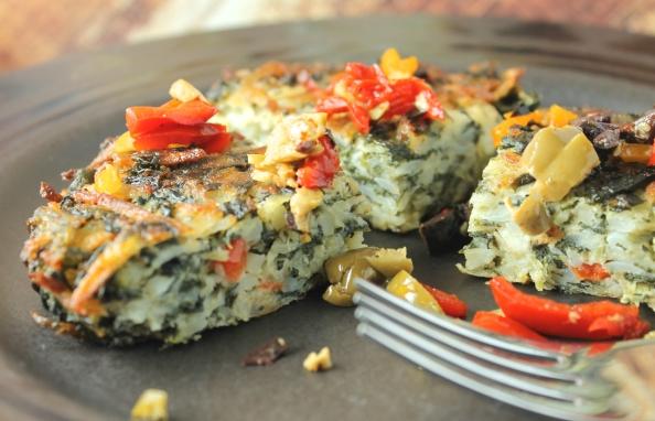gâteau végétal