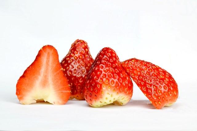 fraises variétés