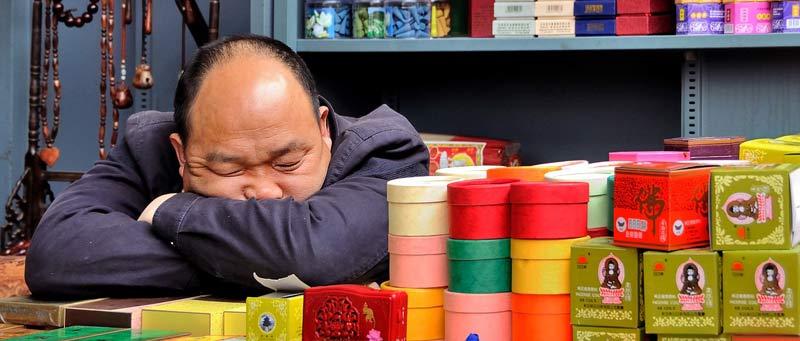 Le manque de sommeil favorise la prise de poids