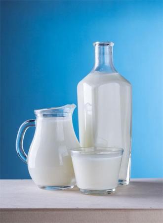 Lait et calcium