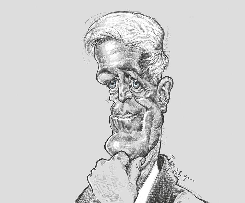 Petkovic Karikatur