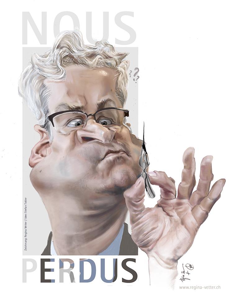 Satire über Markus Somm
