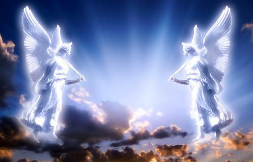 principati schiere angeliche