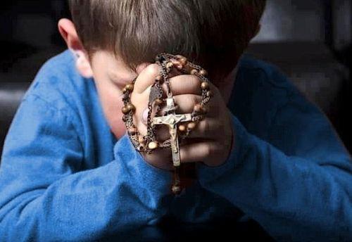 recitare il rosario misteri luminosi