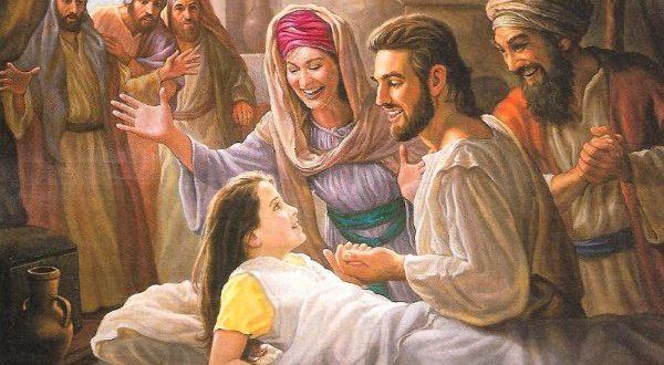 preghiera di guarigione fisica