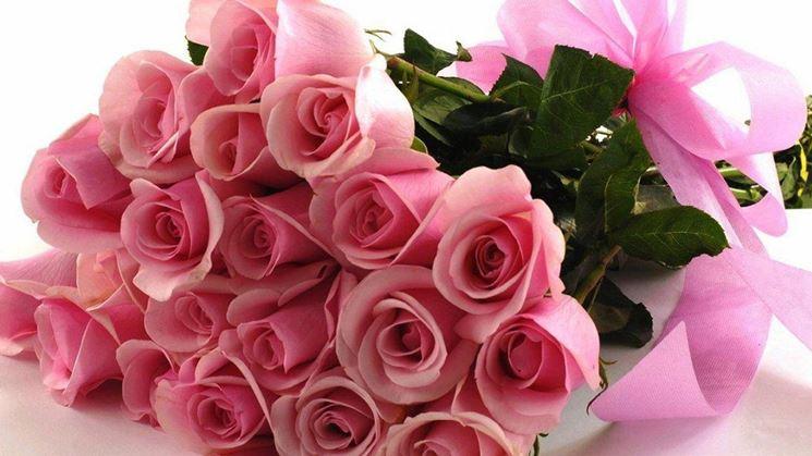 mazzo di rose per Maria