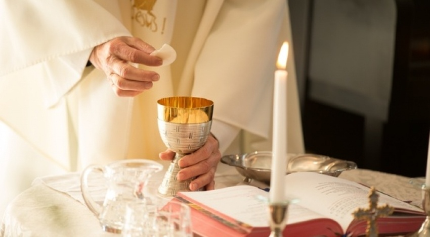 partecipare alla santa messa