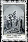 Santino: Madonna del Rosario, San Domenico e Santa Caterina da Siena, sec. XX.