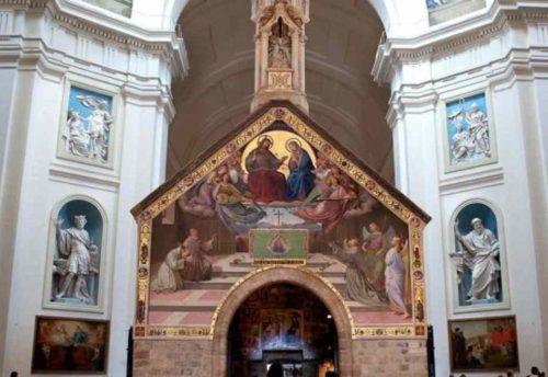 Porziuncola Perdono di Assisi