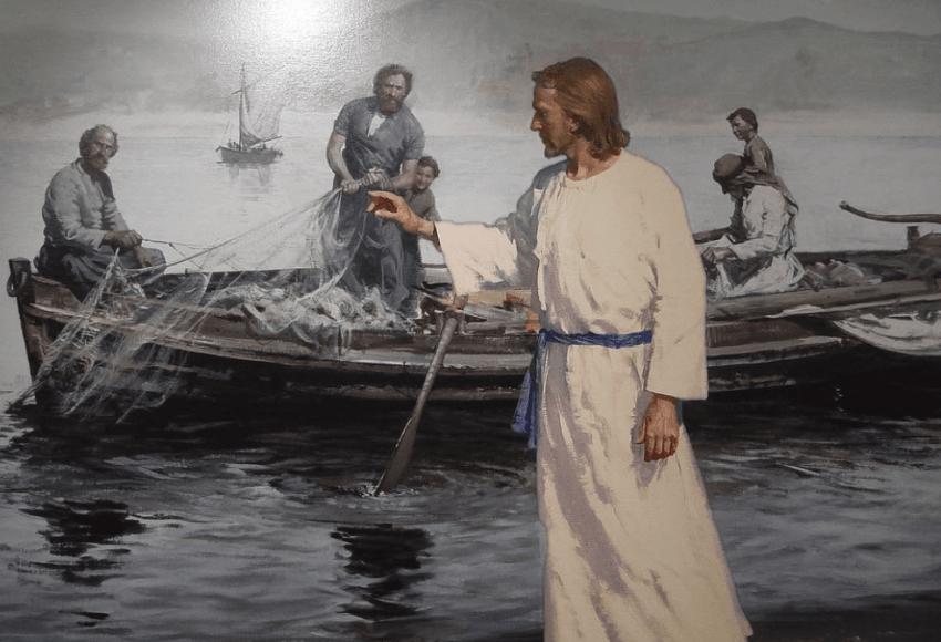 Dal Vangelo secondo Matteo 13,47-53