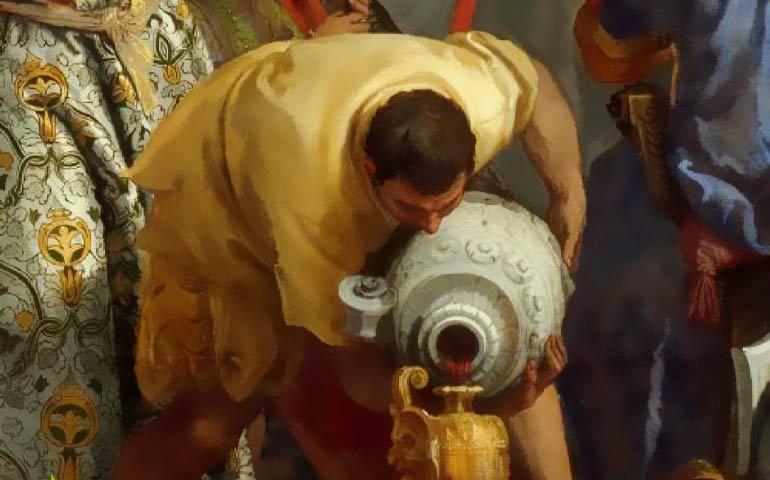 miracolo alle nozze di Cana