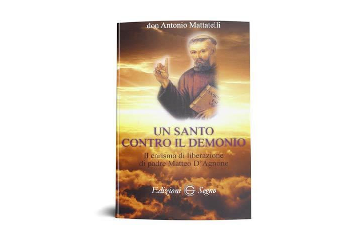 un santo contro il demonio