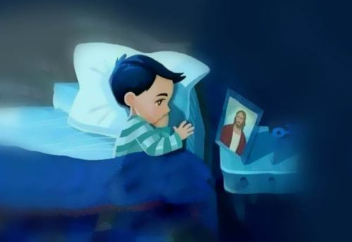buonanotte Gesù