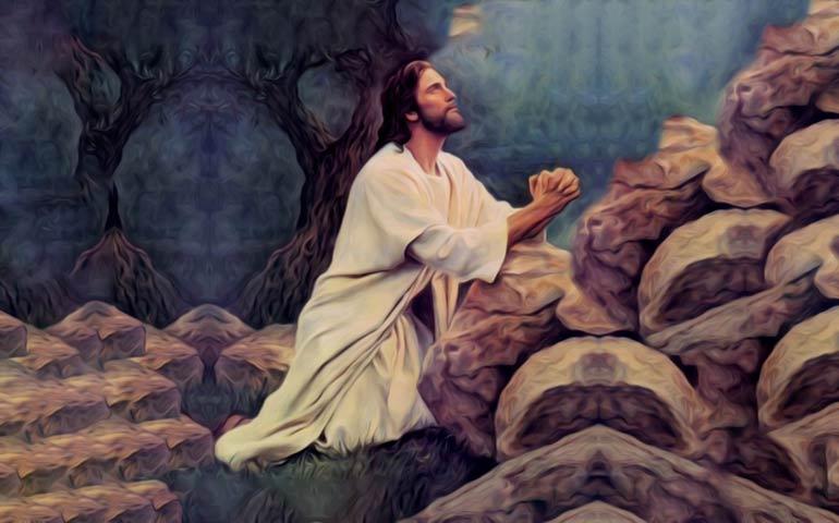 agonia di Gesù