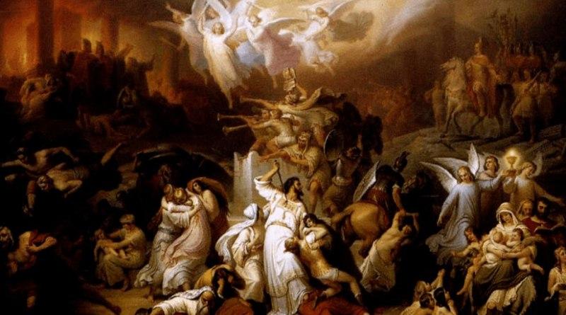 in purgatorio si soffre terrbilmente
