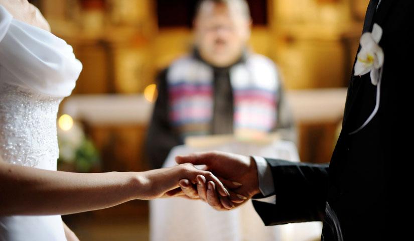 Che vi piaccia o no, il matrimonio è indissolubile