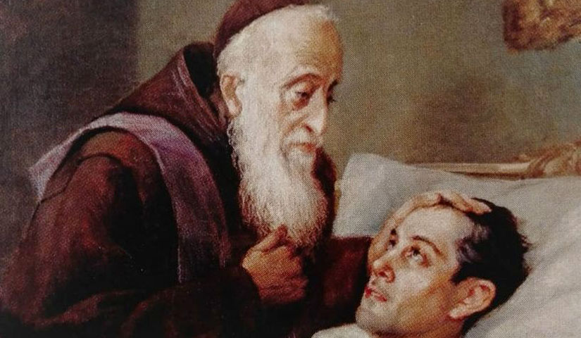 San Leopoldo Mandic venuto dall'aldilà
