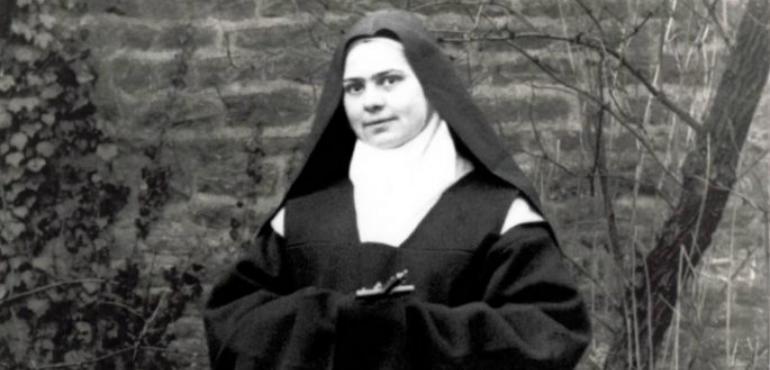 mio Dio trinità che adoro di santa Elisabetta della trinità