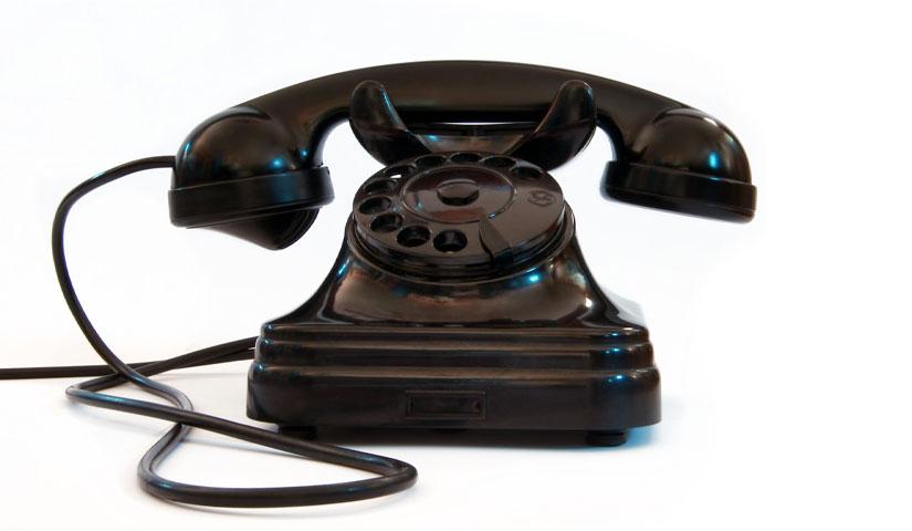 da quella telefonata tutto è cambiato