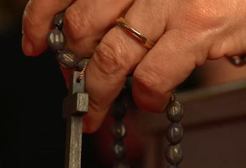 il rosario non è statico